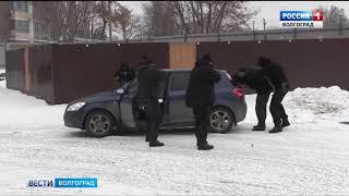 Волгоградские школьники побывали на экскурсии в отряде специального назначения «Гром»