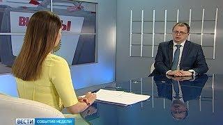 Стартовала агитация - интервью с председателем облизбиркома