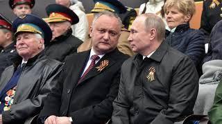 Путин В ШОКЕ! Додон не смог Узаконить российскую Пропаганду