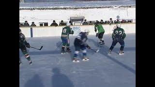 В ИК-6 провели хоккейный матч