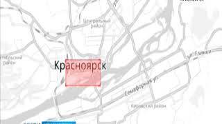 В Центральном районе Красноярска из-за ремонта теплотрассы перекрыли часть улицы Горького