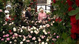 Праздник цветов с политическим оттенком