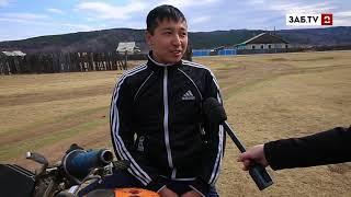 Сотрудники Госавтоинспекции пустились в погоню за мотоциклистом