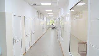 В Урюпинской ЦРБ завершился капитальный ремонт инфекционного корпуса
