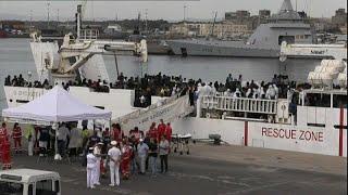 Италия: Мигрантам проход запрещён