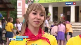 """В санатории """"Снежка"""" состоялся второй детский хореографический фестиваль"""