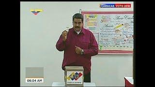 Венесуэла избирает президента