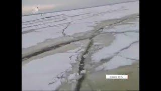 Осторожно тонкий лед. Спасатели предупредили южноуральских рыбаков об опасности