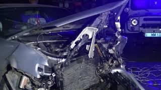 """ДТП на трассе Тирасполь - Каменка: пассажир и водитель """"Опеля"""" погибли"""