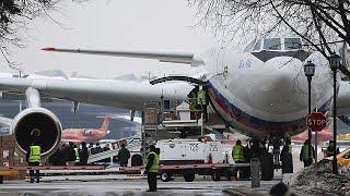 Российские дипломаты вернулись из США