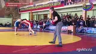 На Всероссийском мастерском турнире вольники Дагестана завоевали 5 медалей