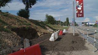 В Волгограде засыпали яму, в которой тонула семья с детьми