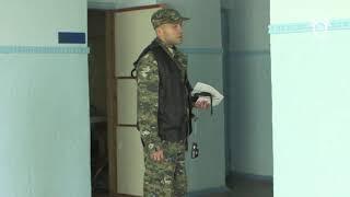 Керченский колледж  Место происшествия