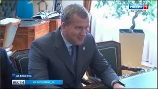 Добыча голубого топлива в Астраханской области будет увеличена