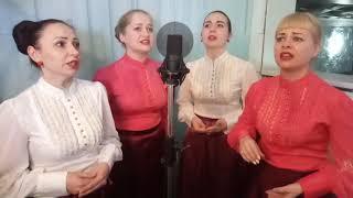 """Поём о Великой Победе: ансамбль народной песни """"Денница"""""""