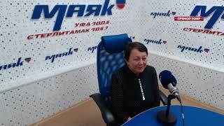 Уфимский берег - 15.11.18  Гость  программы - известный журналист Луиза Фархшатова