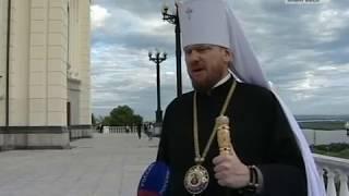Мощи Николая Чудотворца в Хабаровске