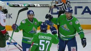 «Салават Юлаев» узнал соперника по первому раунду плей-офф КХЛ