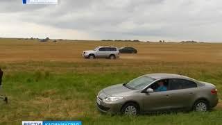 За выходные сотрудники ГИБДД оштрафовали восемь водителей на Приморском кольце
