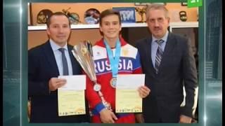 Подопечный Фаригата Касымова занял первое место на Первенстве Мира по кикбоксингу