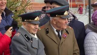 Первую очередь бульвара Победы открыли в Омске после глобальной реконструкции