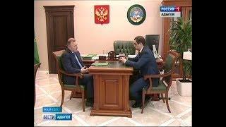 Мурат Кумпилов и Роман Молдованов
