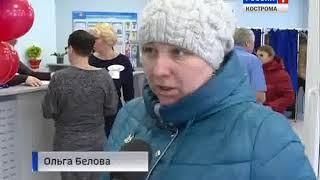 Костромской области открылись избирательные участки для голосования