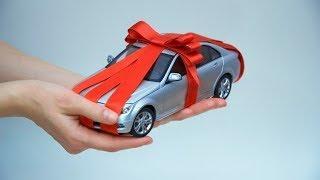 Новый автомобиль получил лучший педагог Ханты-Мансийска