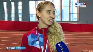 В Смоленске проходит чемпионат России по фехтованию