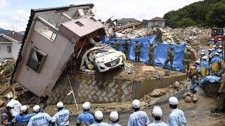 Хиросима: шок от удара стихии