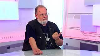 """Программа """"В центре внимания"""" интервью с Робертом Нижегородцевым ."""