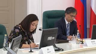 В Саратов прибыла делегация из Кореи