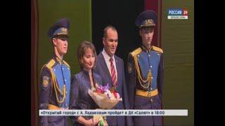 Михаил Игнатьев вручил государственные награды лучшим юристам республики
