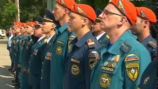 Спецуправление противопожарной службы в Самарской области отметило 45-летие