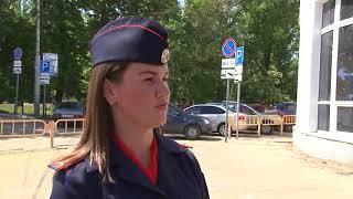 Рейд с эвакуацией автомобилей прошел в Саратове