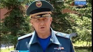 Режим ЧС из-за лесных пожаров введён в двух районах Иркутской области