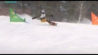 Детские соревнования по сноуборду «Кубок Алтая» проходят в Барнауле