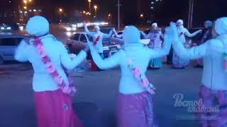 Кришнаиты на ЦГБ 20.2.2018 Ростов на Дону Главный
