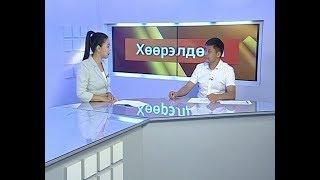 Вести Интервью (на бурятском языке). Эрдэни Дымчиков. Эфир от 01.08.2018