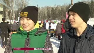 Томский лучник стал победителем Кубка Азии