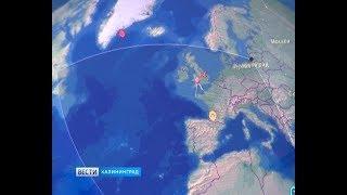 В Калининградской области продемонстрировали возможности станции «Воронеж»
