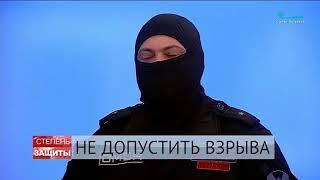 ТК Санкт Петербург   Интервью со взрывотехником ОМОН обезвредившим взрывное устройство в метро Санкт