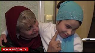 Рамзан Кадыров помог вернуть маленькую Эльмиру Изерханову в семью