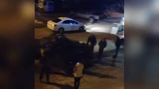 В Корсакове нетрезвый водитель на автомобиле врезался в дерево