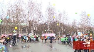 В Ичалковском районе Мордовии проходит «Марш парков»