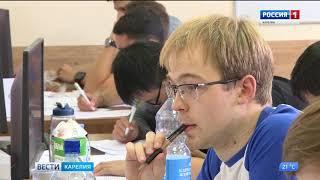 Программисты из восьми стран приехали в Петрозаводск