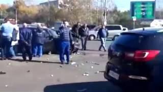 Комсомольск авария 4 машины пострадала группа Вестей 27 сент 2018 полн
