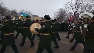 В Ростове началась церемония возложения цветов