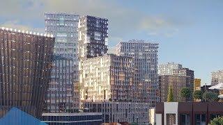 Уникальный жилой район появится на месте аэропорта в Ростове-на-Дону