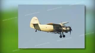 В Дагестане легкомоторный самолет зацепился за линию электропередач